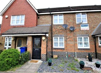 Thumbnail 2 bed terraced house to rent in Southwell Close, Chafford Hundred, Grays