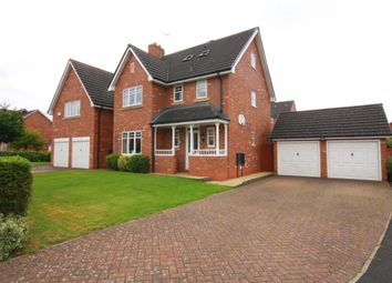 Thumbnail 4 bed detached house for sale in Haydn Jones Drive, Nantwich