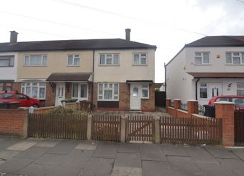 Thumbnail 2 bed terraced house to rent in Roxwell Road, Barking Essex