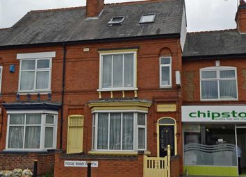 Thumbnail 5 bed terraced house for sale in Fosse Road North, Leicester