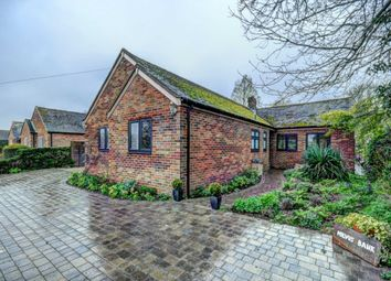 Thumbnail 3 bed detached bungalow for sale in Lower Road, Postcombe, Thame