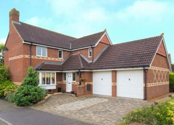 Thumbnail 5 bedroom detached house to rent in Richardson Crescent, Cheshunt, Waltham Cross