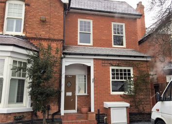 Thumbnail 2 bed semi-detached house for sale in Middleton Hall Road, Birmingham, West Midlands