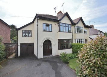 Thumbnail 4 bedroom semi-detached house for sale in Dee Park Road, Gayton, Wirral