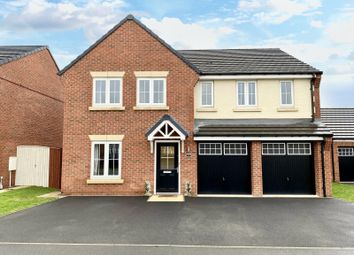 5 bed detached house for sale in Morley Carr Drive, Yarm TS15