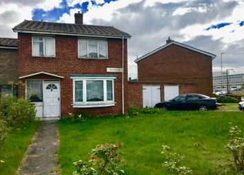 Thumbnail 3 bedroom end terrace house for sale in 2 Ketton Road, Hardwick, Stockton-On-Tees, Cleveland
