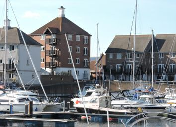 Thumbnail 3 bed flat to rent in Windward Quay, Sovereign Harbour South, Eastbourne
