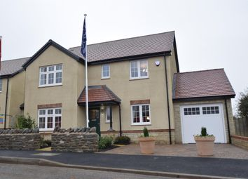 Thumbnail 4 bed detached house for sale in The Alcombe, The Chestnuts, Winscombe, Somerset