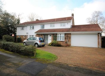 Thumbnail 4 bed detached house for sale in Oakwood, Berkhamsted
