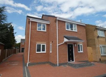 Thumbnail 4 bed detached house for sale in Westbury Street, Derby