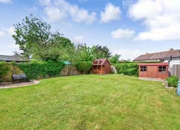 Thumbnail 3 bed detached house for sale in Mill Lane, Rustington, West Sussex