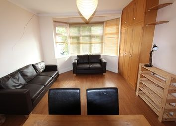 Thumbnail 1 bed flat to rent in Glebe Crescent, London