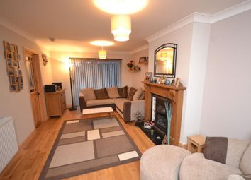 Thumbnail 3 bed semi-detached house for sale in Courteenhall Close, Kingsthorpe, Northampton