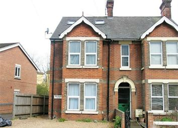 Thumbnail 2 bed flat for sale in North Station Road, Colchester, Essex