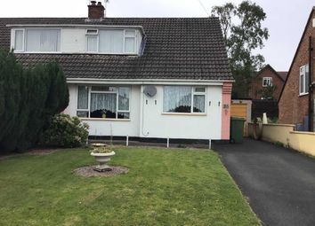 Thumbnail 3 bed bungalow for sale in Hafren Road, Little Dawley, Telford