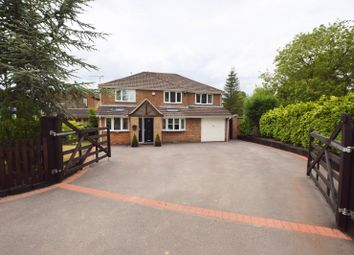 Thumbnail 5 bed detached house for sale in Burton Road, Ashby De La Zouch