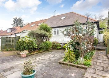 Thumbnail 4 bed semi-detached bungalow for sale in Robin Lane, London