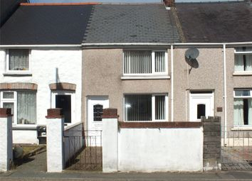 Thumbnail 2 bed terraced house for sale in Priory Road, Milford Haven, Pembrokeshire
