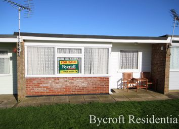 Thumbnail 2 bed terraced bungalow for sale in Newport Road, Hemsby, Great Yarmouth
