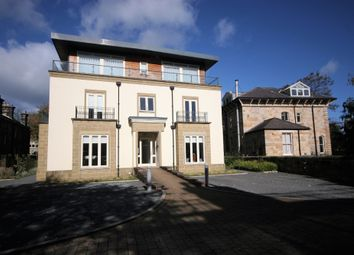 Thumbnail 2 bed flat to rent in South Park Road, Harrogate