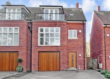 Thumbnail 4 bed semi-detached house for sale in Castle Mews, Folkestone, Kent
