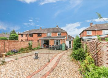 Thumbnail 3 bed semi-detached house for sale in Priestlands, Romsey, Hampshire