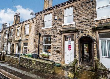 Thumbnail 2 bedroom terraced house for sale in Wellington Street, Oakes, Huddersfield