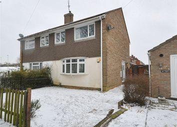 Thumbnail 3 bed semi-detached house for sale in Prospero Way, Hartford, Huntingdon, Cambridgeshire