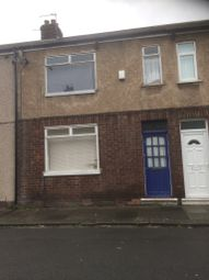 Thumbnail 2 bed terraced house for sale in Borrowdale Street, Hartlepool