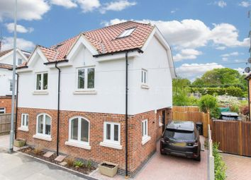 Thumbnail 3 bed end terrace house to rent in Station Road, Chigwell