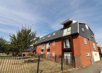 Thumbnail 2 bed flat for sale in Addenbrookes Road, Newport Pagnell, Buckinghamshire