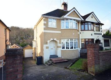Thumbnail 3 bed semi-detached house for sale in Ringwood Avenue, Newport