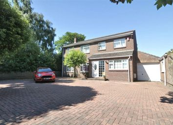 Thumbnail 4 bed detached house for sale in Thornbury Road, Alveston, Bristol