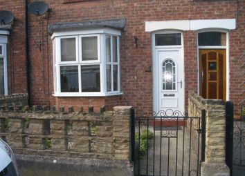 Thumbnail 3 bed terraced house to rent in Salisbury Place, Bishop Auckland, Co. Durham