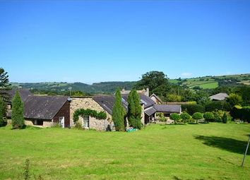 Thumbnail 5 bed detached house for sale in Moretonhampstead, Newton Abbot, Devon