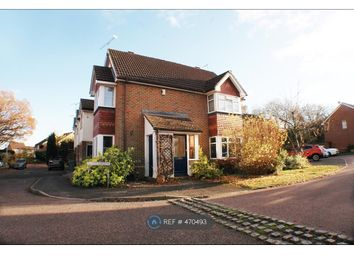 Thumbnail 1 bed end terrace house to rent in Francis Gardens, Warfield, Bracknell