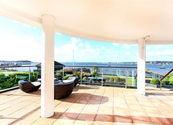 Thumbnail 3 bed flat for sale in The Wheelhouse, 10 Panorama Road, Poole, Dorset