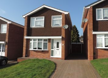 Thumbnail 3 bedroom detached house to rent in Aldersleigh Drive, Wildwood, Stafford