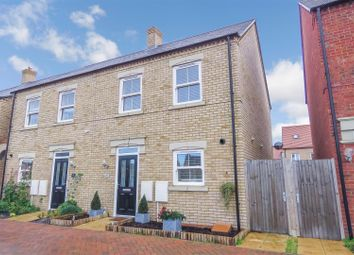2 bed semi-detached house for sale in Collings Crescent, Biggleswade SG18