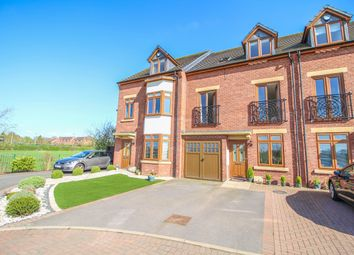 Thumbnail 4 bed town house for sale in Park Road, Leamington Spa