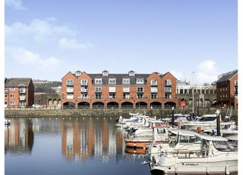 Thumbnail 2 bed flat for sale in Squire Court, Swansea