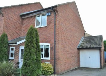 Thumbnail 2 bed end terrace house for sale in Ash Drive, Cullompton