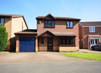 Thumbnail 4 bedroom detached house for sale in Stenson Court, Ripley