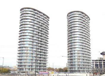 Thumbnail 3 bed property for sale in Hoola Tower, 1 Tidal Basin, Royal Victoria, London, London.
