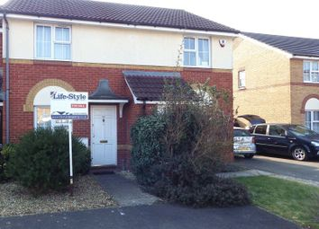 Thumbnail 2 bed terraced house for sale in The Willows, Bradley Stoke, Bristol