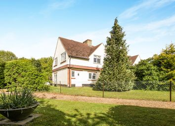 Thumbnail 3 bedroom end terrace house for sale in Station Road, Foxton, Cambridge