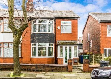 Thumbnail 3 bedroom semi-detached house for sale in Hampton Grove, Bury, Greater Manchester