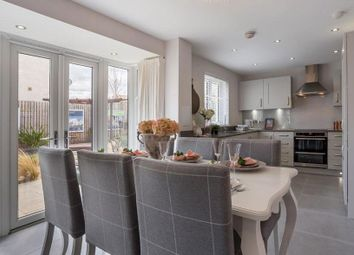 """Thumbnail 4 bed detached house for sale in """"Balmoral"""" at Meikle Earnock Road, Hamilton"""