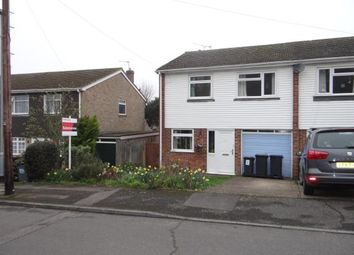 Thumbnail 3 bed semi-detached house for sale in Oaklands Way, Sturry, Canterbury, Kent