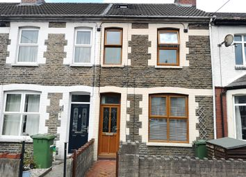 3 bed terraced house for sale in Moy Road, Taffs Well, Cardiff CF15